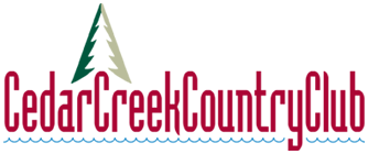 Cedar Creek Country Club Logo